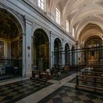 Église de la Trinité-des-Monts, Rome, 2020 - https://www.flickr.com/people/29248605@N07/