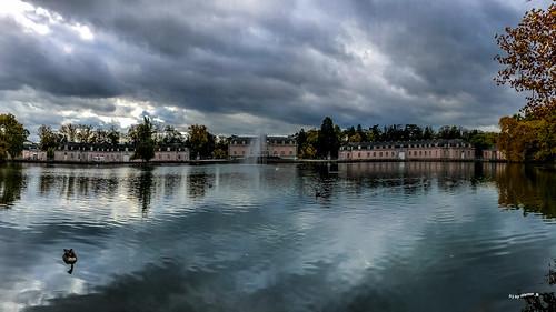 Wolken ziehen vorbei, clouds pass by
