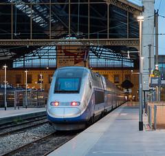TGV Duplex, Marseille-Saint-Charles, 29.09.2013 - Photo of Marseille
