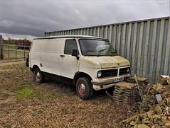 Classic Vans & Pick-ups