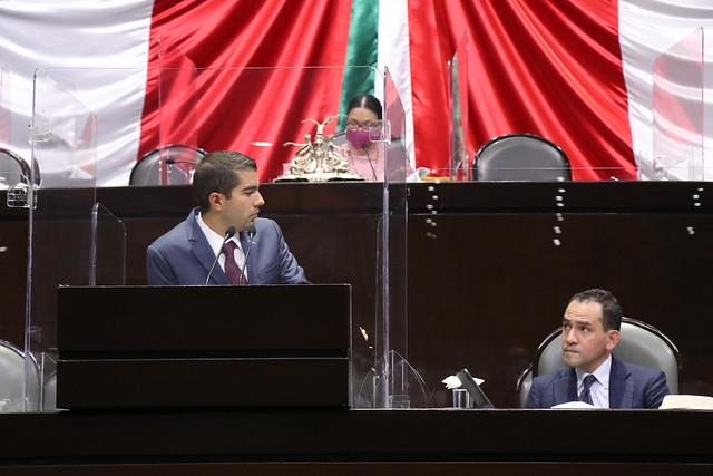 30/09/2020 Tribuna Diputado Francisco Elizondo Garrido