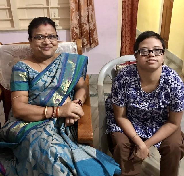 Photo:Kabita and Mama By Bhakua