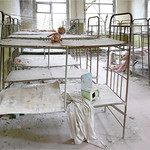Chernobyl's abandoned Nursery by Peter Fox
