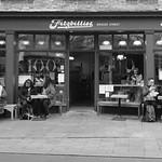 Breakfast at Fitzbillies by John Reddington