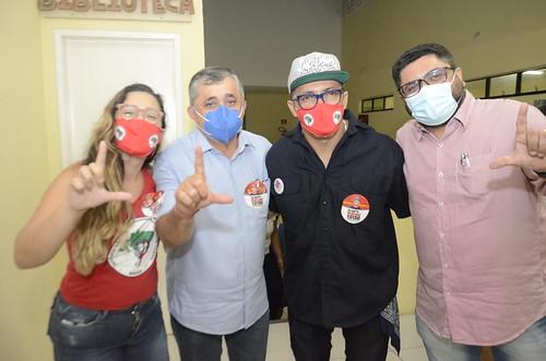 Lançamento de Babau vereador em Fortaleza