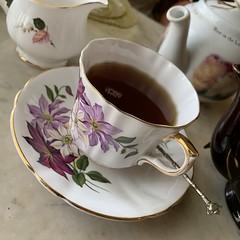 Tea, no sympathy