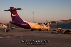 N821FX FedEx | ATR 72-212(F) | Memphis International Airport