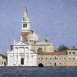 San Giorgio Maggiore, Impression by Paul Lambeth