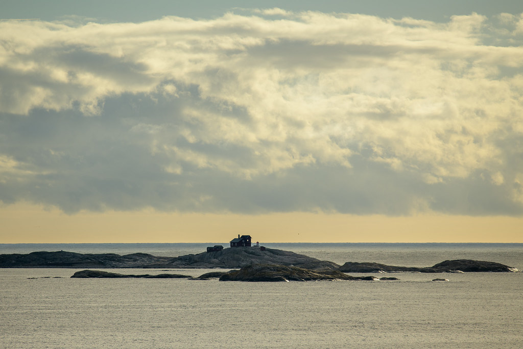 Villa med havsutsikt near Axelbrottet