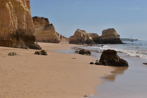 Praia da Rocha, Portamao, Portugal