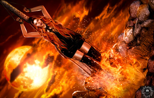 To burn the witch is to admit that magic exists