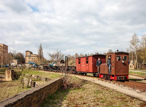 Engineer's Train