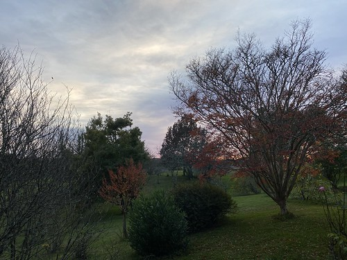 Sunset, coucher de soleil, Cagnotte, Landes