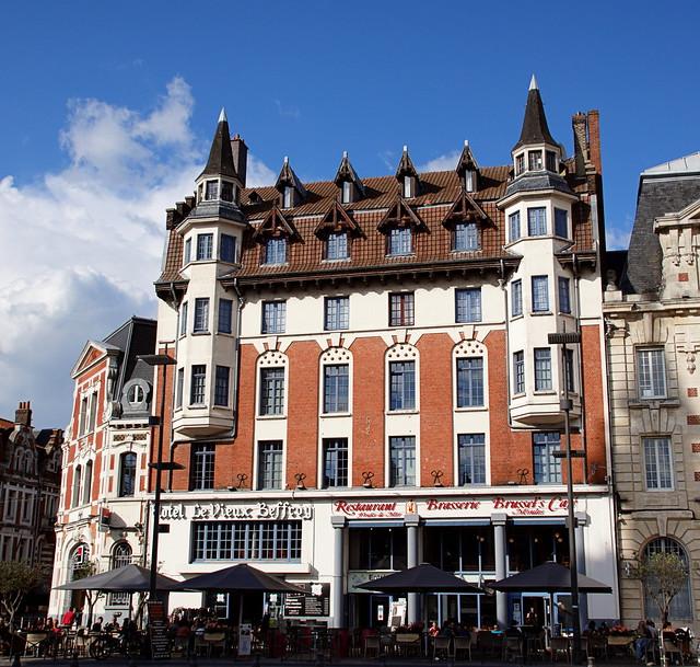 Hôtel Le Vieux Beffroi ( Béthune - France)