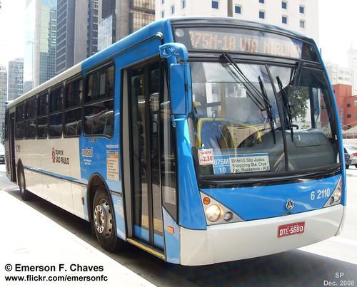 6 2110 | TUPI Transportes Urbanos Ltda.