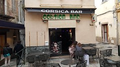 Le Corsica Bar de Bastia