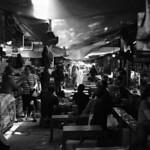 Mono Market - Vietnam  (Nikon F6 / Ektar)