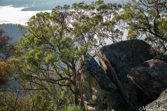 Photo:Split Rock By hotdipper