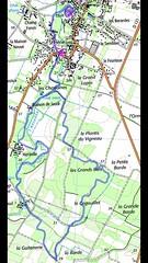 16em compétition, samedi 5 octobre 2019, trail de Matha, 10 km,  47em sur 142 classés - Photo of Thors