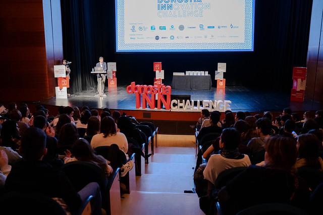 200123 Donostia Innovation Challenge 2019