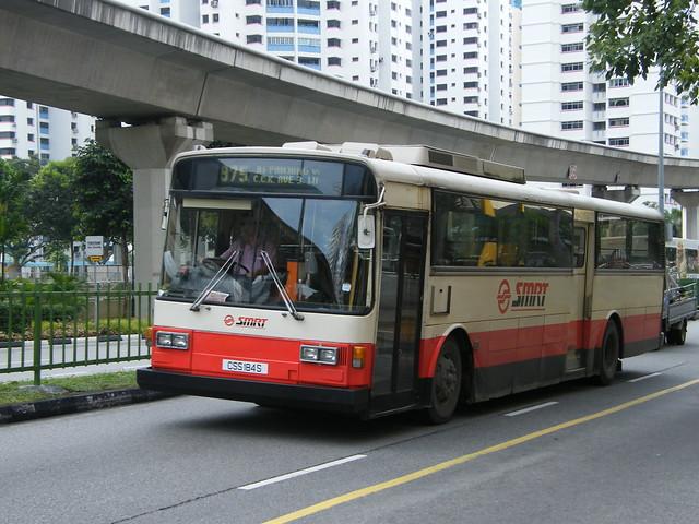 Nissan Diesel U31RCN / Fuji