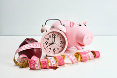 Time to start saving money