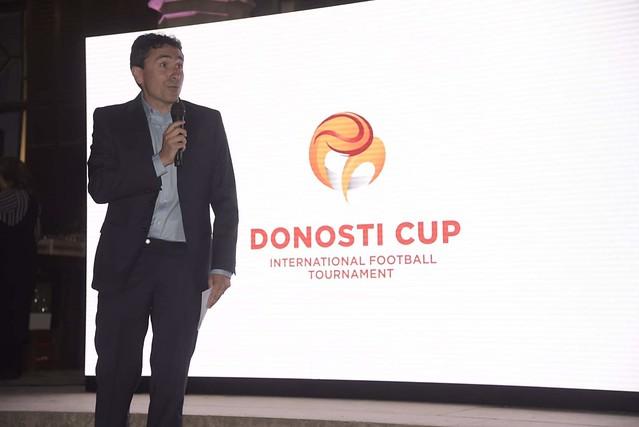 190716 Donosti Cup clausura - itxiera ekitaldia