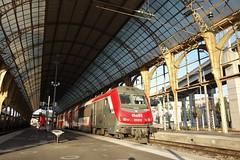 Alstom BB 36000  -  Gare de Nice