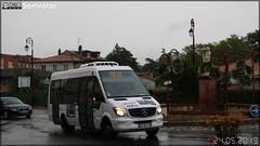 Mercedes-Benz Sprinter – Alcis Transport / Tisséo n°7004