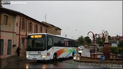 Irisbus Arway – RDT 31 (Régie départementale de Transport de la Haute-Garonne) / liO (ex – Arc-en-Ciel) n°5802 - Photo of Bretx