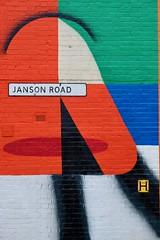 Around London's Mural Festival