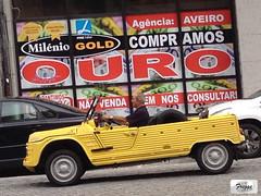 Citroën Méhari Plage - Portugal