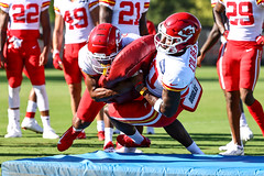 2020 Chiefs Training Camp: Aug. 27