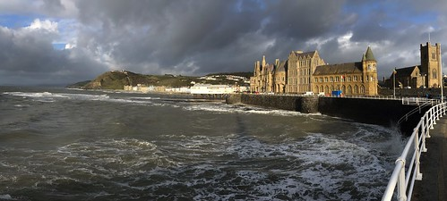 Y Promenâd, Aberystwyth
