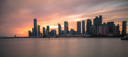 Qingdao Sunset