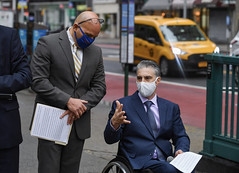 MTA Pilots App to Assist Blind & Low-Vision Bus Riders