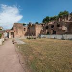 Maison des Vestales, Forum Romain, Rome, 2020 - https://www.flickr.com/people/29248605@N07/
