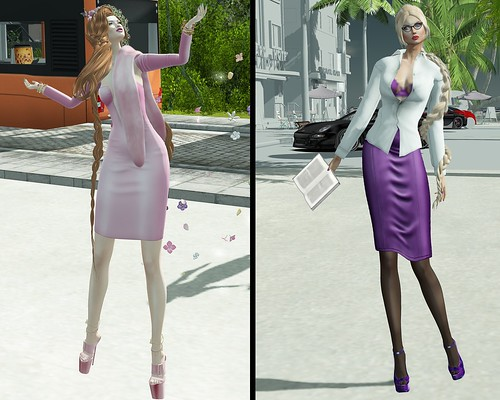 MVW Third Runway Challenge - MVW Vs. BLVD - WHO WORE IT BETTER!