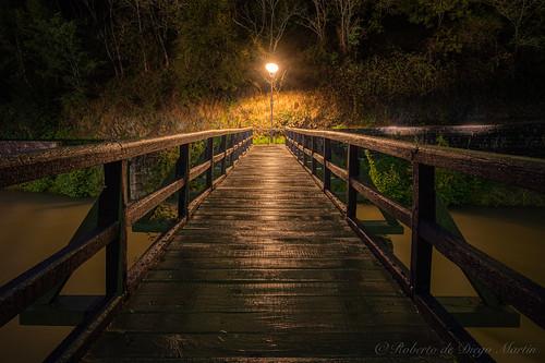 Pont vers la lumière