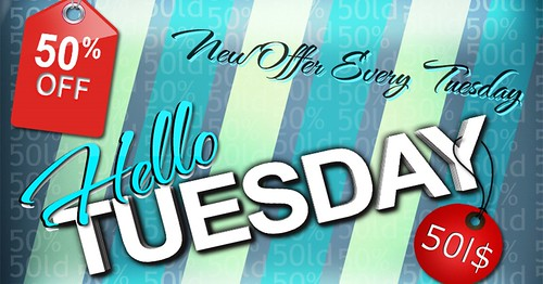 Monday Blues Got You Down? Well, Hello Tuesday!