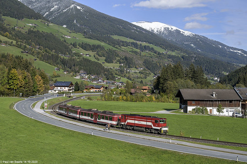 SLB - Pinzgauer Lokalbahn - Vs 84