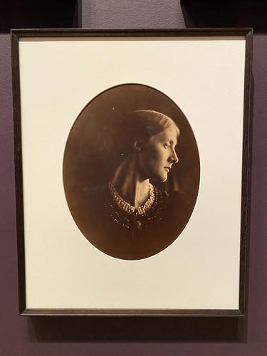 Virginia Woolf's mother Mrs. Herbert Duckworth at  - MoMA - The Museum of Modern Art