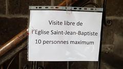 Eglise Saint-Jean-Baptiste de Tournemire. Cantal