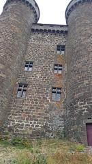 Chateau d'Anjony, Cantal