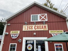The Little Red Barn Ice Cream Cafe