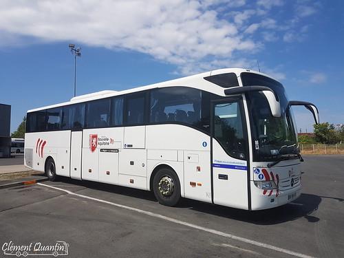 MERCEDES-BENZ Tourismo M - 146013 / Keolis Gironde