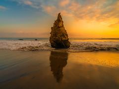 Malibu Beach Sunset El Matador State Beach California Ocean Art Seascape Landscape Fine Art Fuji GFX 100 Zen Tao Photography! Elliot McGucken 45EPIC Master Medium Format Photographer Fujifilm GFX100!