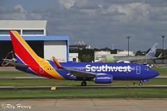 N767SW at Tampa