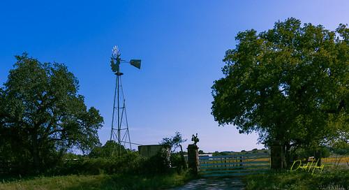 Johnson City Windmill-9797