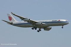 B-2387_A343_Air China_-